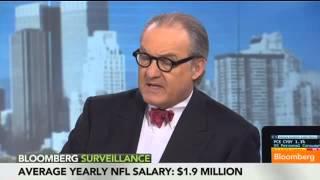 NFL Economics: A Small Window to Big Dollars