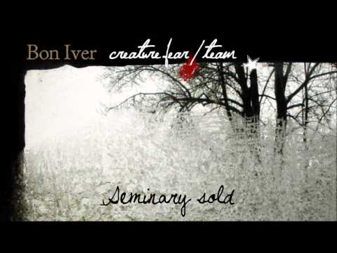 Bon Iver  Creature fear  Team lyrics