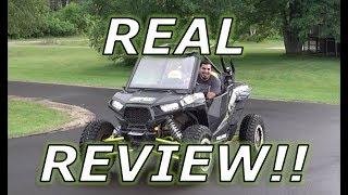 2016 Polaris RZR XP1000 long term review: GOOD UNIT?!