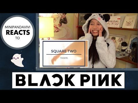 [REACTION] Creepy Doll Carnival?!? BLACKPINK SQUARE TWO
