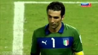 Серия Пенальти Испания-Италия Кубок Конфедерации 1/2 Финала 27.06.13