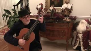 Ding Dong!  Merrily on High - Michael Lucarelli, classical guitar (Christmas)