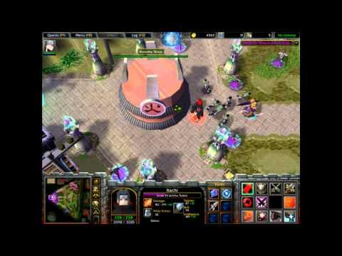 Naruto Ninpou - Warcraft 3 Mod