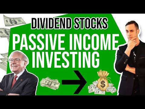 What are the best DIVIDEND Stocks for PASSIVE INCOME?