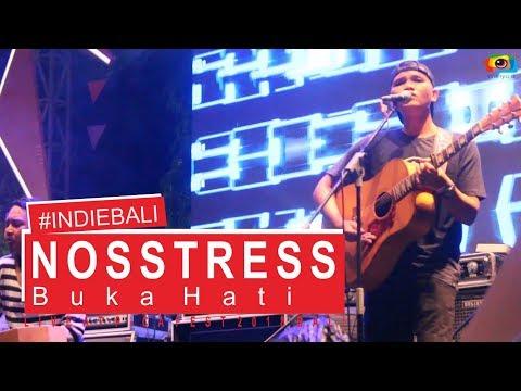Nosstress - Buka Hati LIVE AT PICA FEST 2018 DENPASAR BALI #INDIEBALI