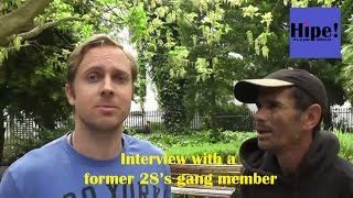 Repeat youtube video Former 28's gang member interview