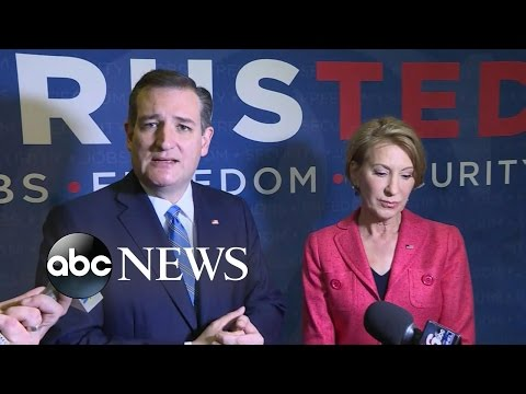 Ted Cruz Touts His Endorsements at Indiana Stop