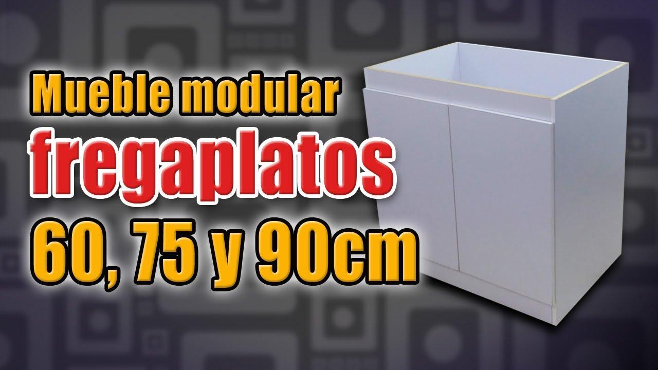 Mueble para fregadero - Muebles de melamina - COCINA MODULAR
