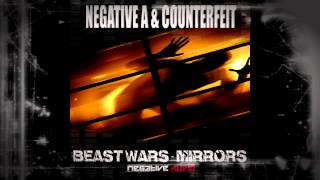 Negative A & Counterfeit - Beast Wars