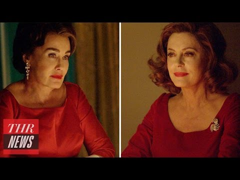 The 'Feud: Bette and Joan ' Finale Ending Explained — By the Showrunner | THR News