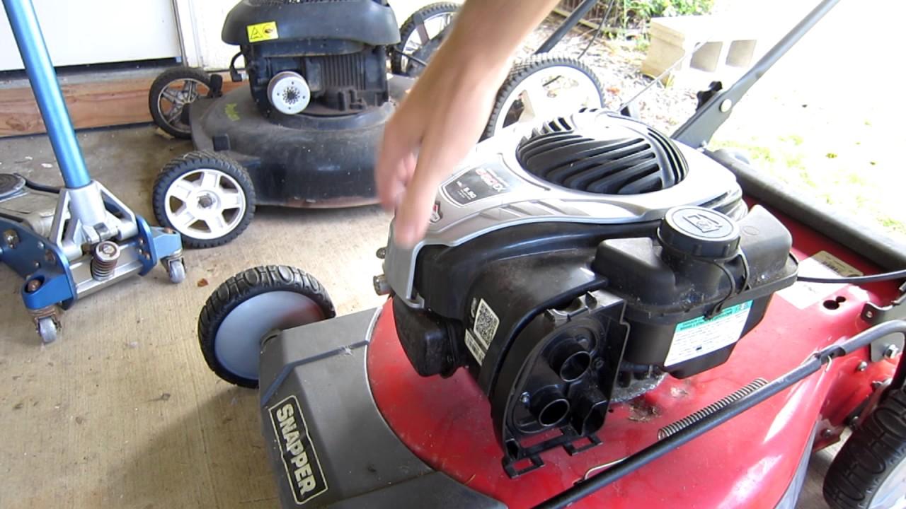 briggs and stratton 550ex carburetor repair part 1 [ 1280 x 720 Pixel ]