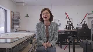 Céline Huyghebaert - Lauréate de la Bourse Bronfman en art contemporain