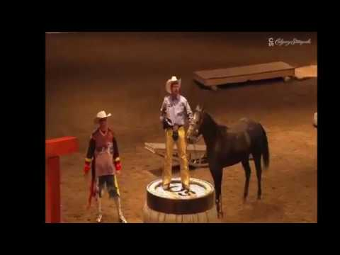 Calgary Stampede Cowboy Up Challenge - Day Three (Final) - 2016