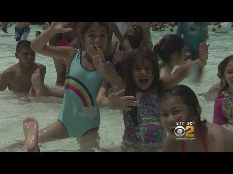 NYC Pools Open To Public