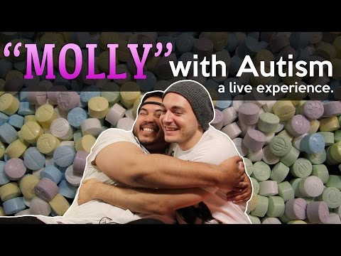 """""""MDMA"""" with Autism: A Live Experience"""