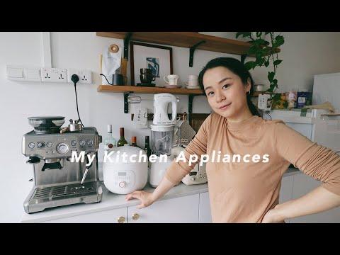厨房小家电合集-|-咖啡机奶泡机-|-电压力锅-|-smoothie搅拌机-|-手持打蛋器-|-果汁机