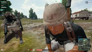 PUBG: Getting auto-matched with Hackers.