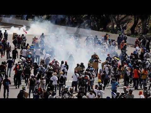 Venezuela crisis deepens after mass strikes