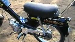 Lordi mopo osa 2 / Lordi custom moped part 2