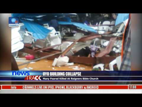 Governor Udom Escapes Death, As collapsed Building Kills 50 In Akwa Ibom