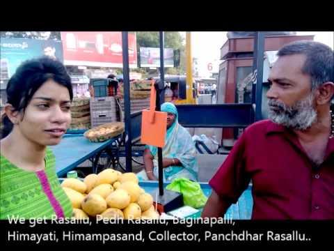 Guntur Mango mandi -Research101