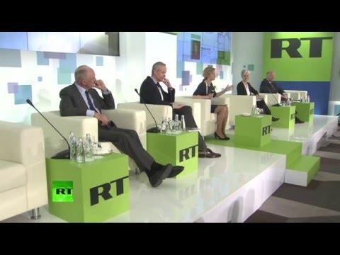 Une conférence internationale sur les médias et la politique à l'occasion des 10 ans de RT