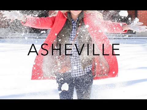 A Weekend in Asheville, NC