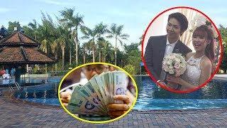 Không ngờ đây là số tiền mà Khởi My Kelvin Khánh phải chi trả cho việc tổ chức đám cưới độc đáo