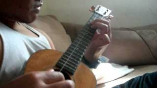 Samoan Ukulele mix-samoan Intro, more than words & Tears in Heaven!!!