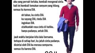 LAGU ENAK INDONESIA ANJI DIA with lyrics