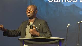 Dr. Samuel Donkor - Is Tithing Old Testament? (Faith and Works)