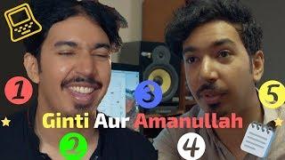 Ginti | Amaanullah | Mooroo
