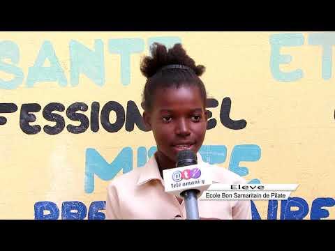 FONDATION BON SAMARITAIN  PILATE HAITI