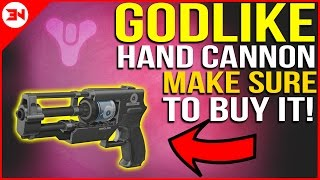MAKE SURE YOU PICK UP THIS GOD ROLL UFFERN HAND CANNON!