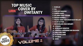 DWITANTY COVER LIRIK 2021 + (Pilihan Termantap) | (Best Video)