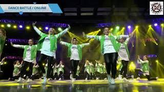 TODES fest KAZAN 2018. Батл. Санкт-Петербург Экополис. Подростки 1 лига.
