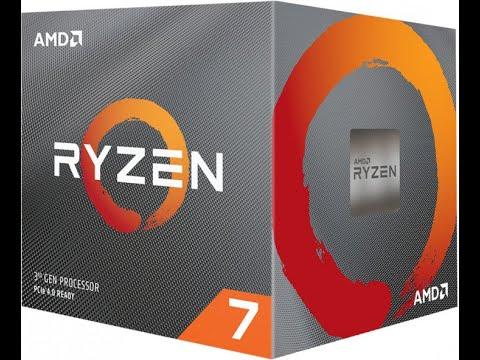 Процессор AMD Ryzen 7 3700X 3.6GHz/32MB (100-100000071BOX) sAM4 BOX