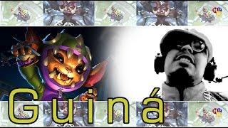 ♪ Guiná (Gnar) - Méqui Huê [League of Legends]