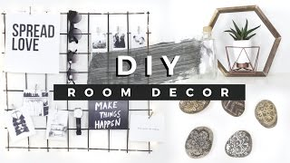 One of AmandaRachLee's most viewed videos: DIY Room Decor Tumblr Inspired! (Dollar Store DIYs)