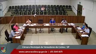 Câmara Municipal de Colina - 14ª Sessão Extraordinária 25/08/2021