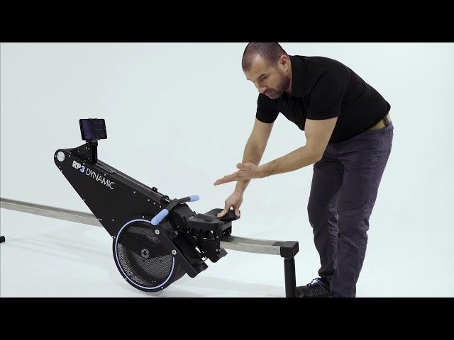 RP3 Dynamic    Back Leg Adjustment