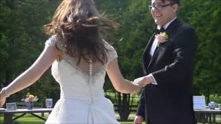 Jose & Linnea's First Dance