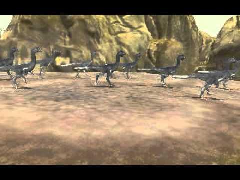 Ornithomimus Test