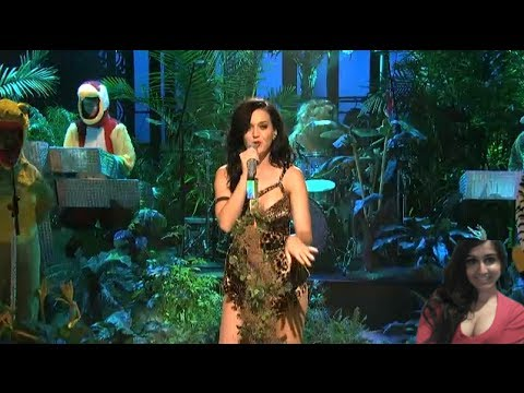 Katy Perry 'Saturday Night Live ' Plays 'Roar' And 'Walking On Air' & Hangs With John Mayer - review