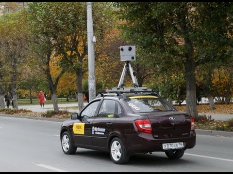 «Яндекс. Карты» начали съемку панорам Екатеринбурга