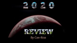 2020 in 5 Minuets | Let's Go back and review Year 2020 (with Cee-Roo) #nosmallcreator #pandamic