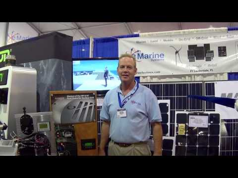 FtLaud Boat Show 2014 Outback Inverter Chargers - e Marine Systems