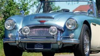 1964 Austin Healey 3000 Mk III phase 1