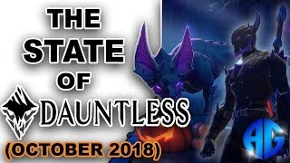 What's New In Dauntless??? (October 2018)
