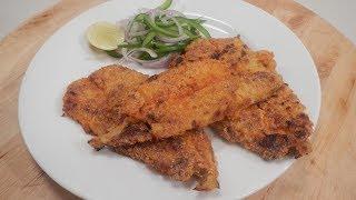 Bombil Fry   Chef Siddharth   Sanjeev Kapoor Khazana